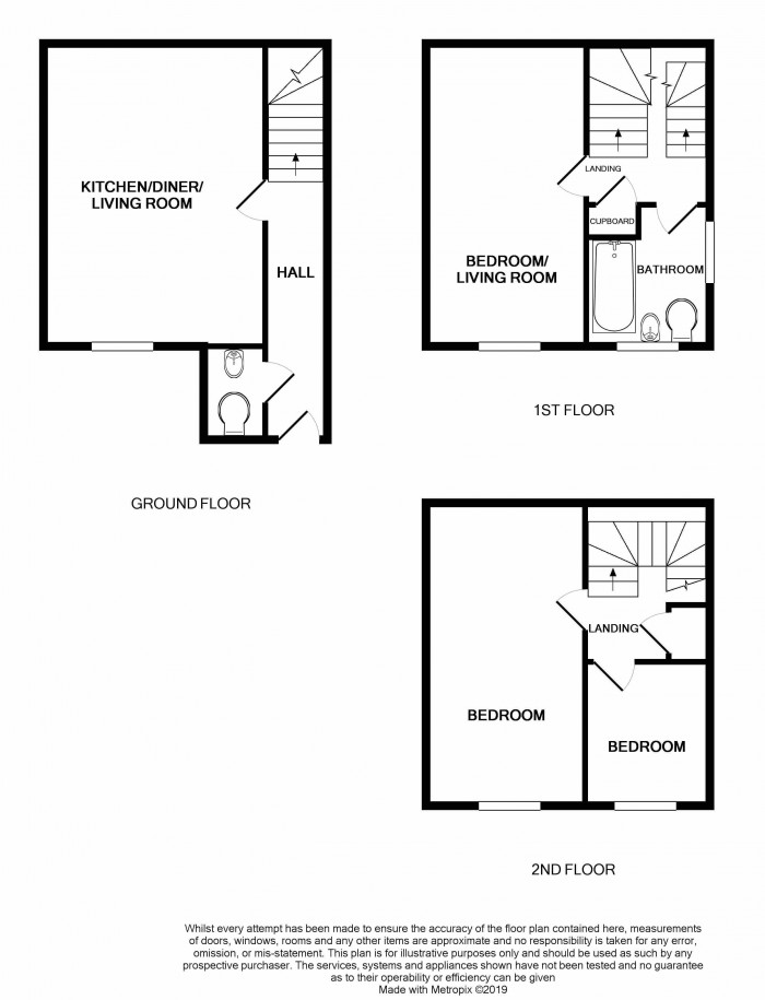 Floorplan for West Centre Way, TF3 5HT