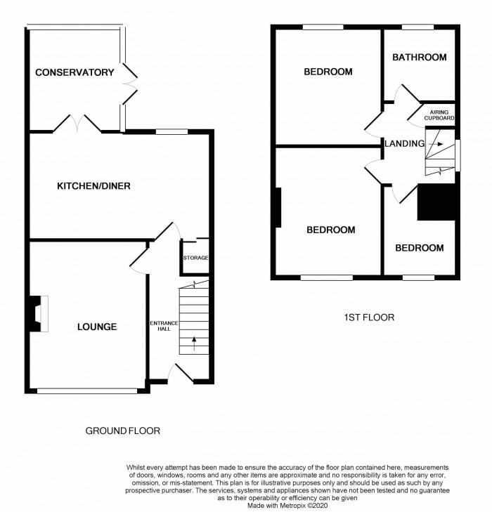 Floorplan for Castle View, Red Lake