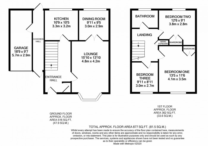 Floorplan for Glendale, Lawley